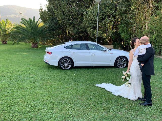 Il matrimonio di Nicolò  e Fatima  a Ameglia, La Spezia 1