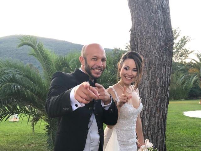 Il matrimonio di Nicolò  e Fatima  a Ameglia, La Spezia 2