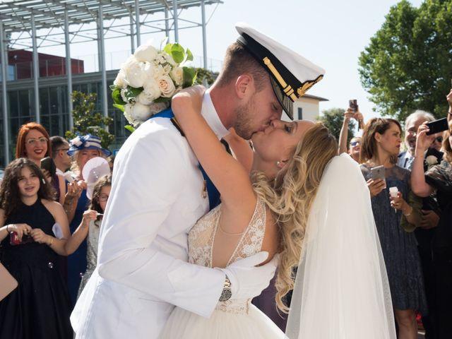 Il matrimonio di Alex e Mariafrida a Livorno, Livorno 1