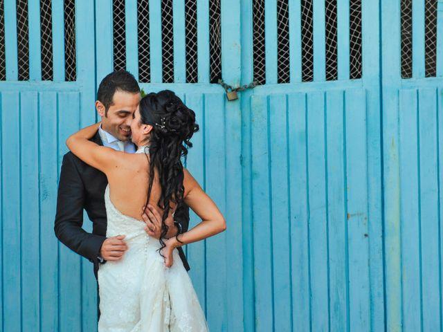 Le nozze di Alessandra e Giulio