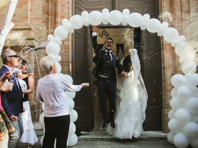 Il matrimonio di Riccardo e Erika a Jesi, Ancona 31