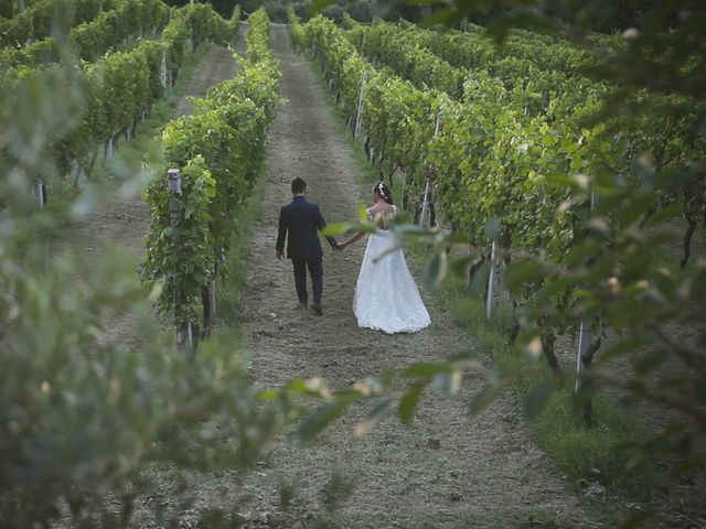 Il matrimonio di Riccardo e Erika a Jesi, Ancona 36