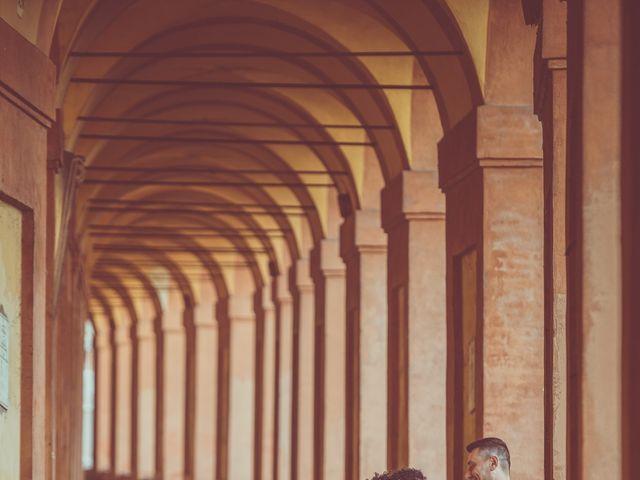 Il matrimonio di Daniele e Zaineb a Bologna, Bologna 1