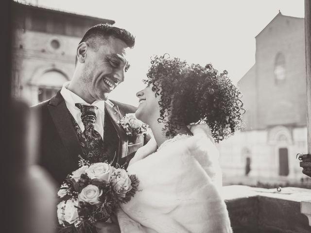 Il matrimonio di Daniele e Zaineb a Bologna, Bologna 33