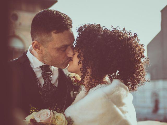 Le nozze di Zaineb e Daniele