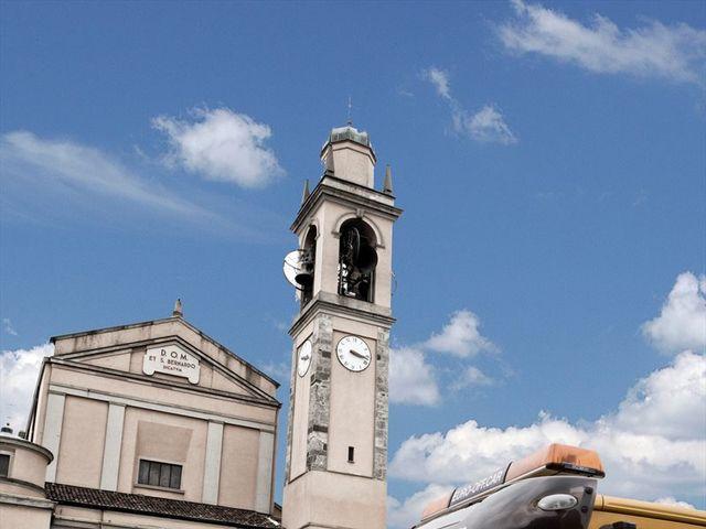 Il matrimonio di Mattia e Michela a Garbagnate Monastero, Lecco 8