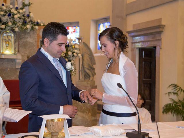Il matrimonio di Mattia e Michela a Garbagnate Monastero, Lecco 14