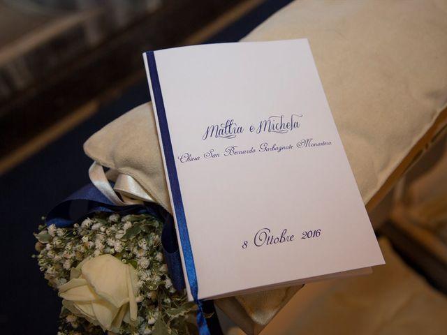Il matrimonio di Mattia e Michela a Garbagnate Monastero, Lecco 17