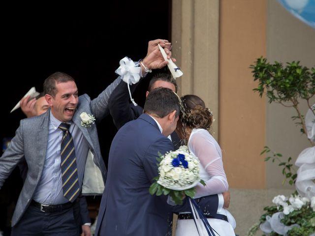 Il matrimonio di Mattia e Michela a Garbagnate Monastero, Lecco 18