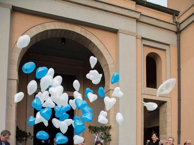 Il matrimonio di Mattia e Michela a Garbagnate Monastero, Lecco 19