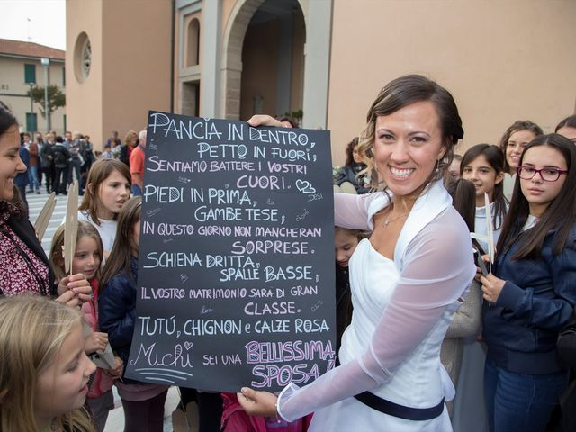 Il matrimonio di Mattia e Michela a Garbagnate Monastero, Lecco 20