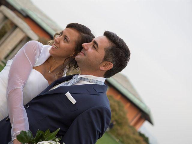 Il matrimonio di Mattia e Michela a Garbagnate Monastero, Lecco 29