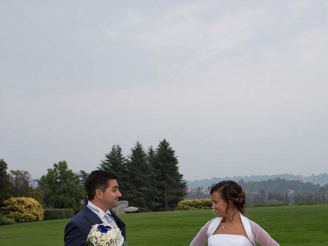 Il matrimonio di Mattia e Michela a Garbagnate Monastero, Lecco 37