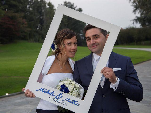 Il matrimonio di Mattia e Michela a Garbagnate Monastero, Lecco 38