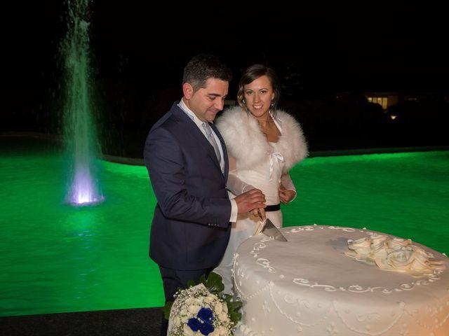 Il matrimonio di Mattia e Michela a Garbagnate Monastero, Lecco 44