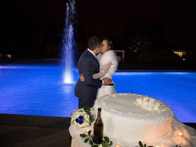 Il matrimonio di Mattia e Michela a Garbagnate Monastero, Lecco 45