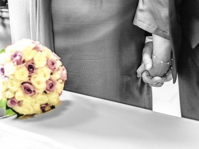 le nozze di Silvestro e Valentina