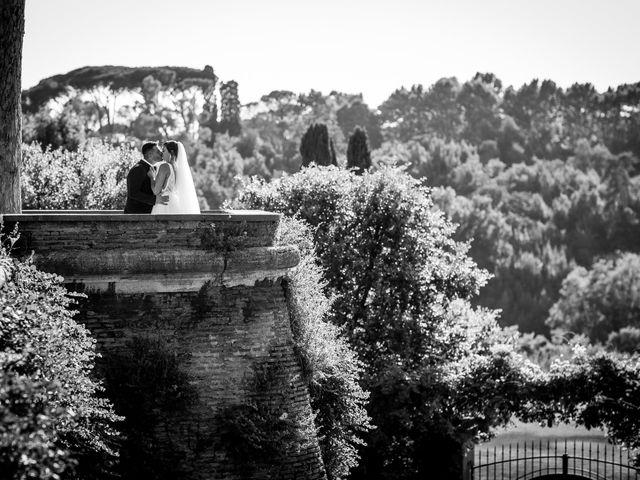 Il matrimonio di Valerio e Martina a Roma, Roma 2