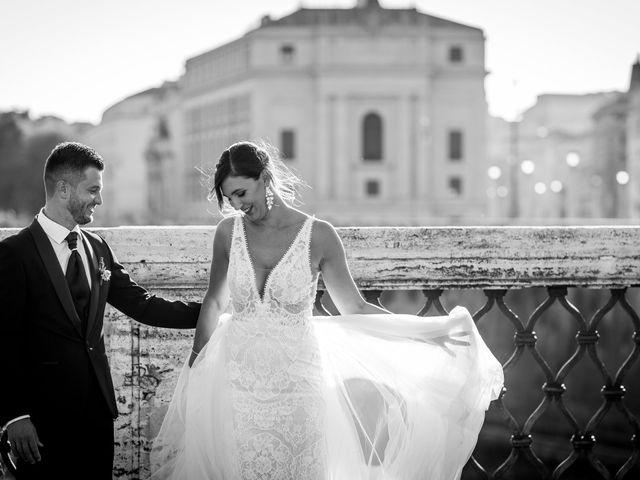 Il matrimonio di Valerio e Martina a Roma, Roma 9