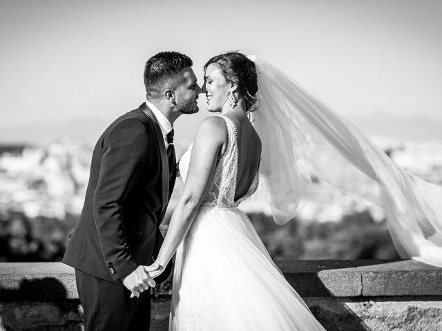 Il matrimonio di Valerio e Martina a Roma, Roma 13