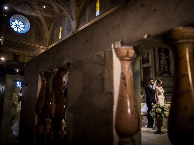 Il matrimonio di Valerio e Martina a Roma, Roma 19