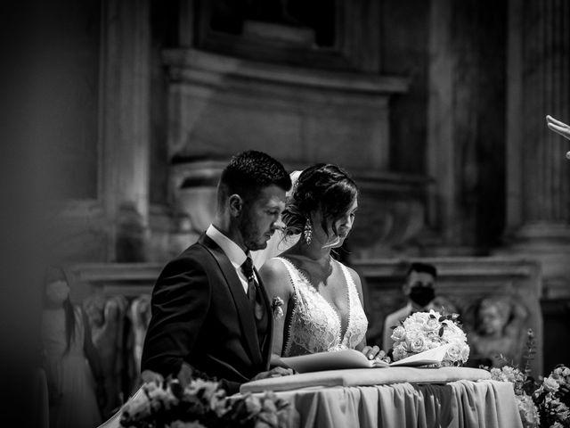 Il matrimonio di Valerio e Martina a Roma, Roma 21