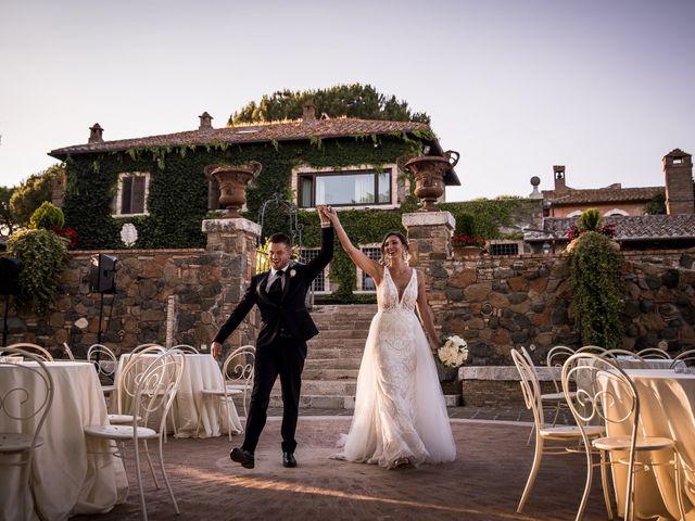 Il matrimonio di Valerio e Martina a Roma, Roma 26