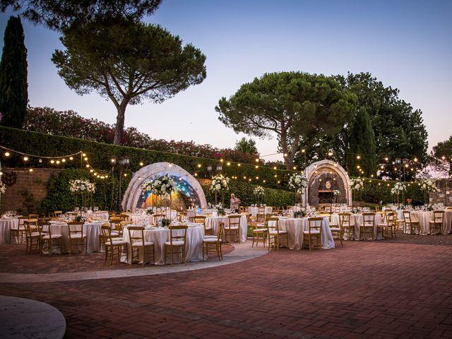 Il matrimonio di Valerio e Martina a Roma, Roma 27