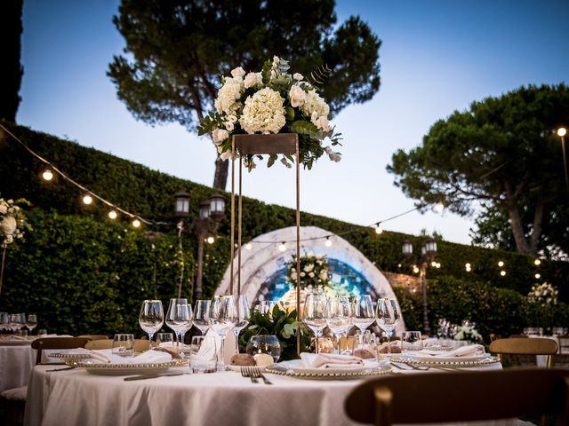 Il matrimonio di Valerio e Martina a Roma, Roma 30