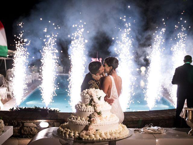Il matrimonio di Valerio e Martina a Roma, Roma 43