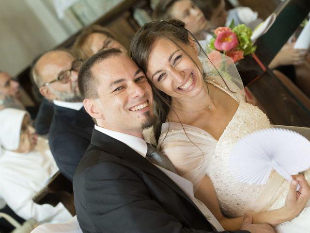Il matrimonio di Giancarlo e Cristina a Daverio, Varese 2