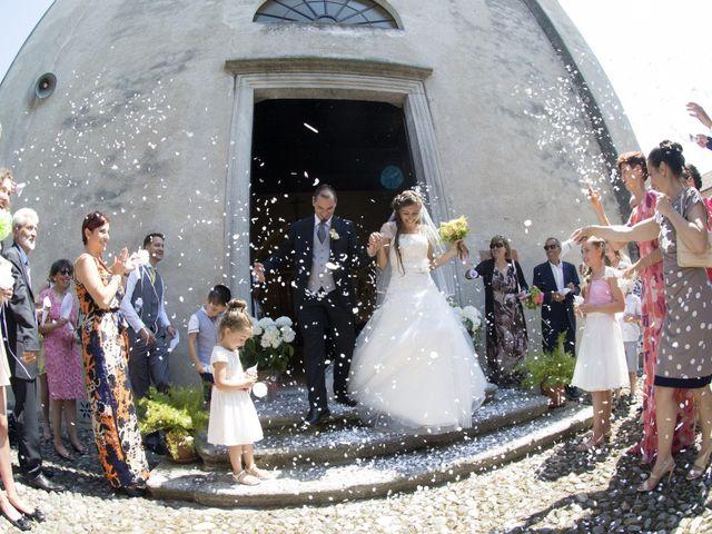 Il matrimonio di Giancarlo e Cristina a Daverio, Varese 4