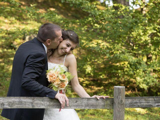 Il matrimonio di Giancarlo e Cristina a Daverio, Varese 18