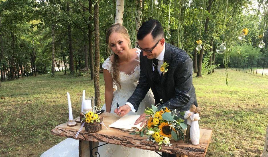Il matrimonio di Alessia e Stefano a Villafranca d'Asti, Asti