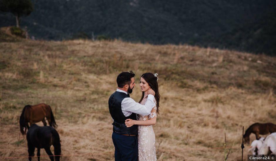 Il matrimonio di Marco e Valentina a Casola Valsenio, Ravenna