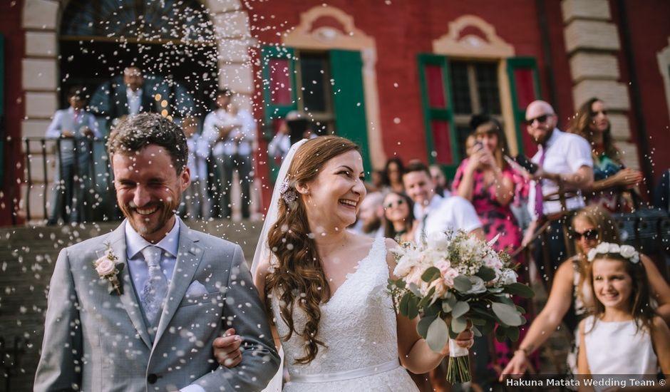 Il matrimonio di Matthew e Selenia a Modena, Modena