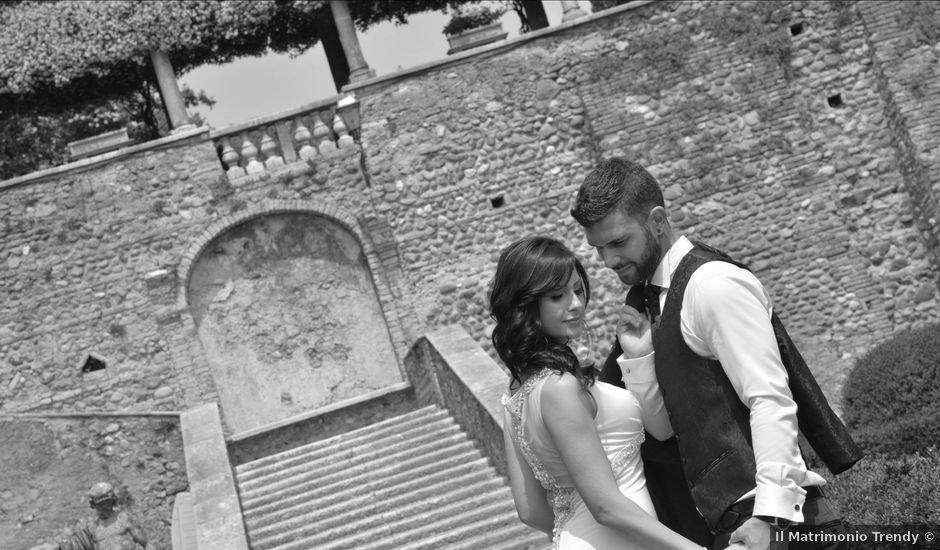 Il matrimonio di Marco e Linda a Volta Mantovana, Mantova