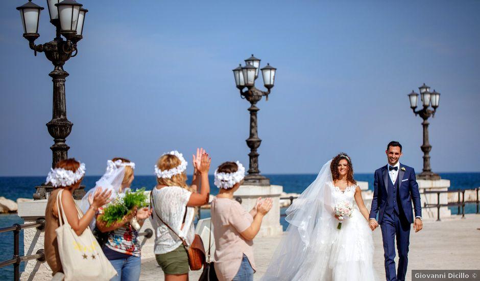 Il matrimonio di Massimiliano e Mariateresa a Triggiano, Bari