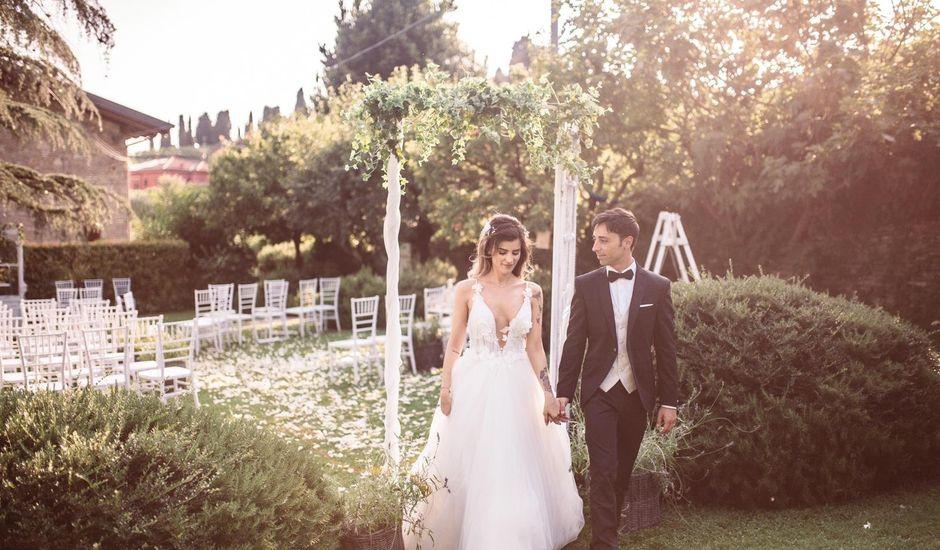 Il matrimonio di Claudio e Federica  a Grumello del Monte, Bergamo