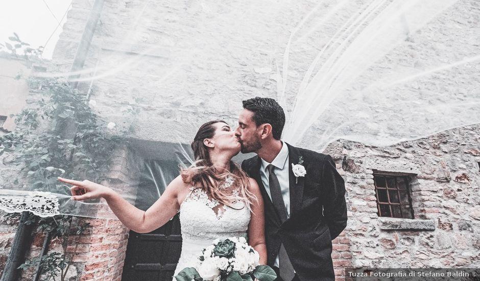 Il matrimonio di Stefano e Giulia a Monselice, Padova