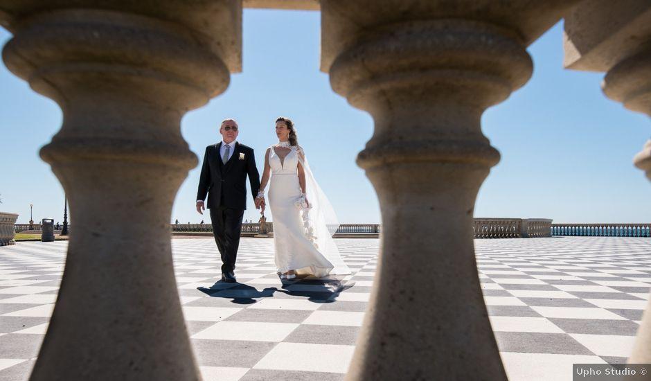 Il matrimonio di Claudio e Angela a Livorno, Livorno