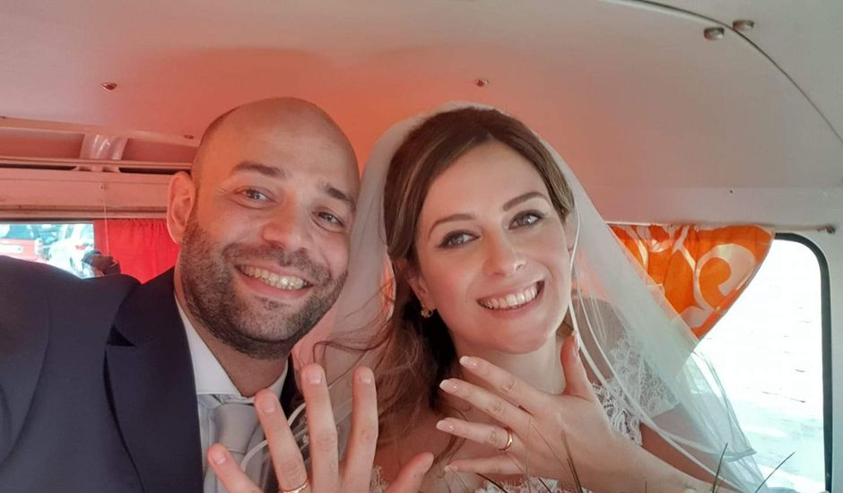 Il matrimonio di Cristiano e Elena a Napoli, Napoli
