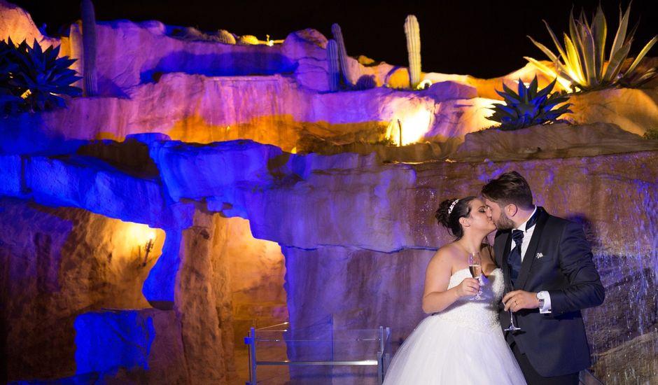Il matrimonio di Simone e Alessia a Palermo, Palermo