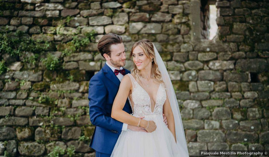 Il matrimonio di Jadyn e Rossella a Carmignano, Prato