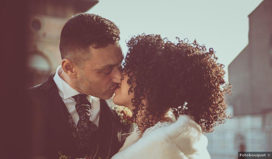 Il matrimonio di Daniele e Zaineb a Bologna, Bologna