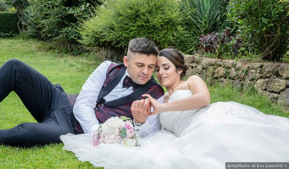 Il matrimonio di Carmela e Alessandro a Terracina, Latina