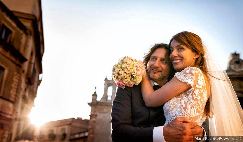 Il matrimonio di Alberto e Valentina a Caltagirone, Catania