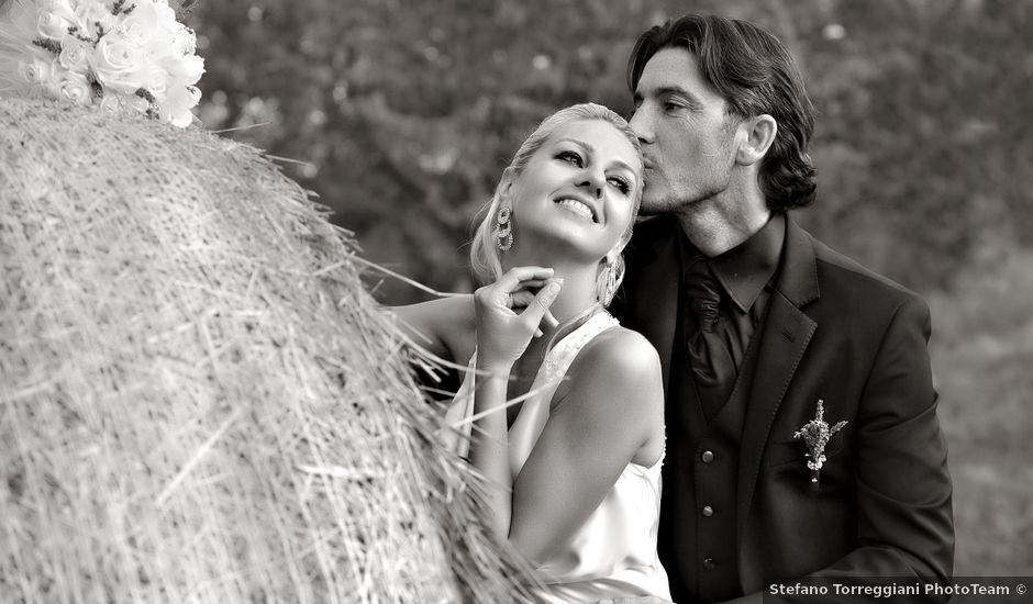 Il matrimonio di Sandro e Alessia a Toano, Reggio Emilia