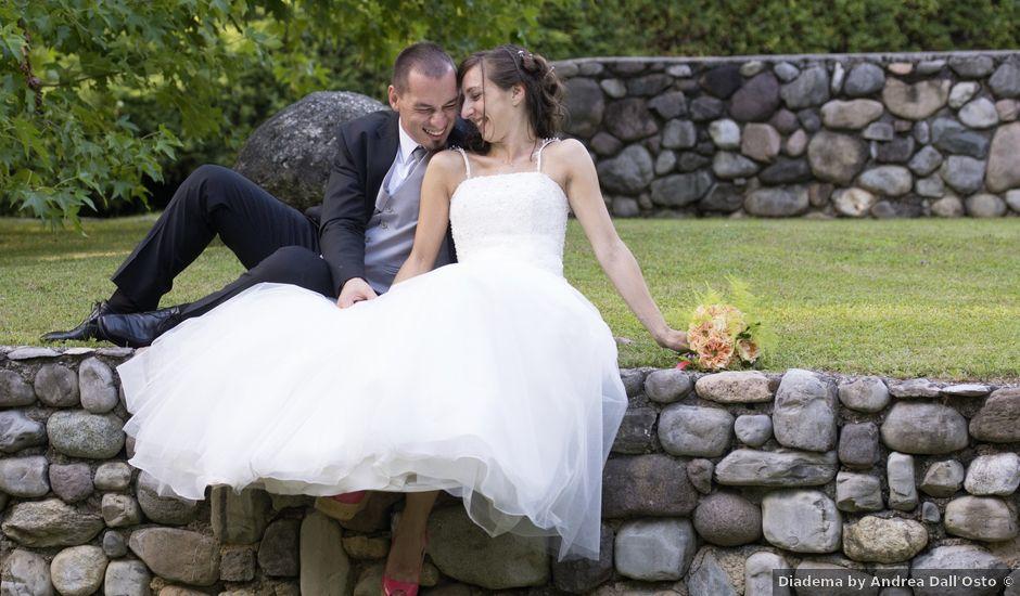 Il matrimonio di Giancarlo e Cristina a Daverio, Varese