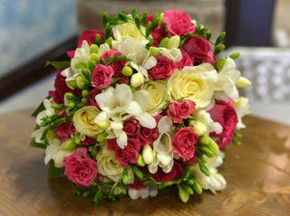 Le nozze di Fabiana e Stefano 1